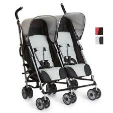 hauck Turbo Duo Zwillingsbuggy Geschwisterbuggy NEU Farbwahl