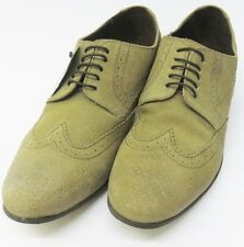 Homme Ikon Taupe Chaussure Lacet IK616