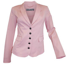 Ashley Brooke Blazer 34 38 40 42 44 46 rosa Kurzblazer Abend Jacke