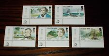 ISLE OF MAN MINT STAMPS BICENTENARY OF THE MUTINY ON THE BOUNTY 1989 CHOOSE SET