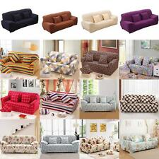 3-Seater Sofa Couch Cover Slip Easy Fit Removable Elastic Settee Protector PICK