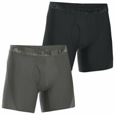 Under Armour Mens UA O Series 6in Cupron Boxerjock Fitted Underwear
