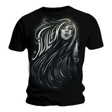 SULLEN Clothing T Shirt Tattoo Art ICED LIPS Goth All Sizes