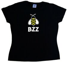 Bee Bzz Funny Ladies T-Shirt