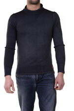 I'M C Couture Sweater Pullover -50% Herren MADE IN ITALY Grau 4315802-