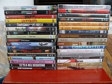 LOTTO STOCK 34 DVD NUOVI SIGILLATI - FILM, MOVIE, ECC...