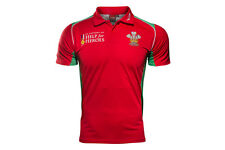 paraVX-3 Help for Heroes Gales 2016/17 Camiseta Rugby Polo