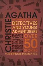 Detectives And Young Adventurers Agatha Christie