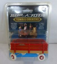 Radio Flyer Town & Country Wagon  Model #2 Working Parts Miniature 4