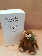 Deb Canham Miniature Bear  - Rusty - West Coast Special Limited To 500