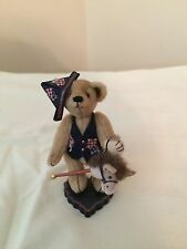 Kelli Kilby Miniature Teddy Bear - Yankee Doodle Dandy - Limited To 20