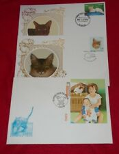 CAT THEMATIC STAMPS & COVERS - VARIOUS - SELECT BY ITEM