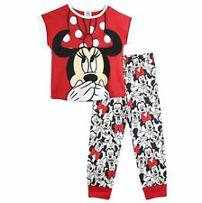Disney Minnie Mouse Pyjamas | Girls Minnie Mouse Pyjamas | Minnie Mouse PJs