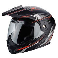 Scorpion Adx-1 Anima negro rojo black rojo
