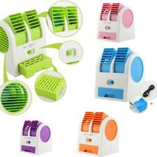 Mini Portable Air Conditioner Bladeless fan USB Perfume Cooling Tower Fan HOT