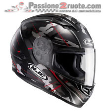 Helmet Hjc Cs15 Songtan black red casque integral helm XS S