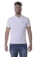 Polo Ralph Lauren Polo Shirt % Uomo Bianco A12KS13MC0004-A1000