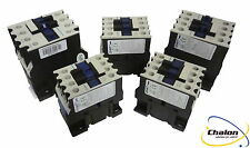 Chint NC1-80 Contactor range 37KW 80A AC3 3 pole plus open + closed Auxiliary