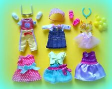 ������Lot of Barbie Kelly doll clothes, accessories plus shoes������