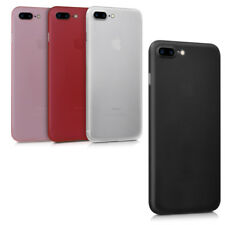 FUNDA SLIM PARA APPLE IPHONE 7 PLUS 8 PLUS CASE DELGADA PARA MÓVIL EN