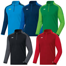 Jako Ziptop Champ Herren Training Sweatshirt Sweater Zipper Longlseeve 8617