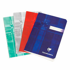 A6 Vocabulary Word Book Centre Margin Lined School Language Revision Note Pad