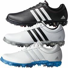 ADIDAS 2017 ADIPURE FLEX MENS SPIKES WATERPROOF PERFORMANCE GOLF SHOES -Leather
