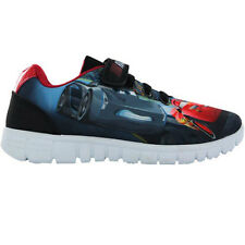 Boys Kids Quality East Linton Disney Cars Cartoon Touch Trainer Character Shoe