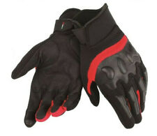 Dainese Aire Marco guantes black rojo moto scooter