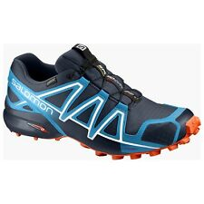 Zapatos Trail Running SALOMON SPEEDCROSS 4 GTX Azul marino Blazer