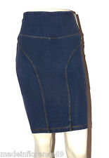 FREDDY WR.UP JUPE JEANS EFFET PUSH-UP Taille S ML XL MODELANT EFFECT