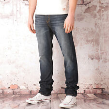 Mens Levis 508 Regular Taper Blue Desized Jeans In Denim From Get The Label