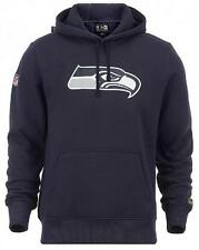 New Era Seattle Seahawks NFL On Field Suéter Con Capucha Sudadera Hombres a XXL