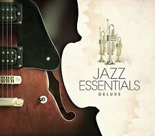 AUDIO CD JAZZ ESSENTIALS DELUXE (3 CD)