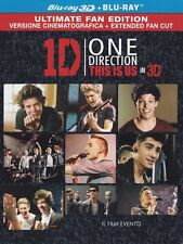 BLU-RAY ONE DIRECTION - THIS IS US (BLU-RAY 3D+BLU-RAY)