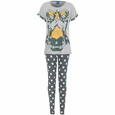 Ladies Wonder Woman pyjamas | Wonder Woman pjs | Wonder Woman pyjama Set