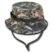 Hybricam Camo Military Boonie Hunting Army Fishing Mossy Bucket Jungle Cap Hat