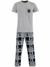 Marvel Spiderman Pyjamas | Mens Spiderman Pyjama Set  | Spiderman Mens PJs
