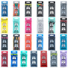 14 Hickies All Colours - Lace Replacement Shoe Responsive Lacing System Genuine