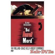Bei Anruf Mord / Alfred Hitchcock (DVD) Ray Milland, Grace Kelly