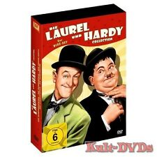 Die Laurel & Hardy Collection (5-DVD-Box) Dick und Doof *Neu+OVP*