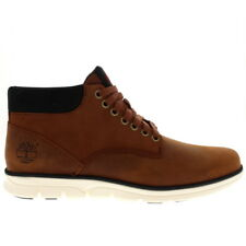 Mens Timberland Bradstreet Chukka Fashion Mid Top Ankle Boot Trainers All Sizes