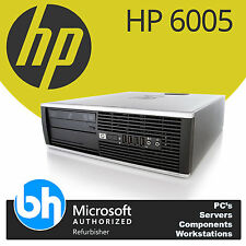 HP 6005 Pro anpassbar Vierer Core AMD Phenom B95 Windows 7 Pro SFF Desktop PC