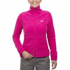 The North Face Women 200 Polartec Shadow Full Zip Fleecejacke passion pink S-XL