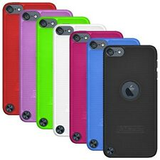 NEW AMZER SNAP ON HARD SHELL BACK CASE COVER FOR APPLE iPOD TOUCH 5TH GENERATION