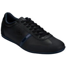 Men's Lacoste Mokara Trainers In Black From Get The Label