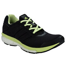 Womens adidas Womens Supernova Glide Boost 7 Running Shoes in Black