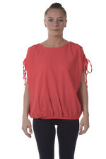 Camicia Elisabetta Franchi Shirt -50% Made In Italy Donna Rosso CA9664023-303