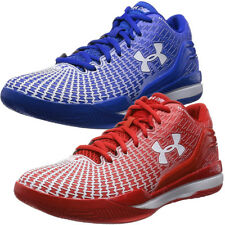Mens Under Armour Clutchfit Drive Low Trainers Basketball Sneakers Shoes Size