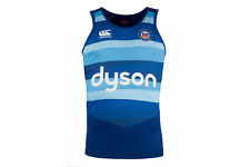 Canterbury Mens Bath 2017/18 Graphic Rugby Training Singlet Top Sports